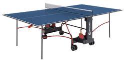 150 / Теннисный стол Indoor Sponeta 2-73i Gameline (blue) (665)