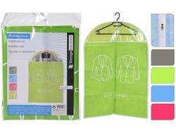 Husa pentru haine 65X100cm textil, diverse culori