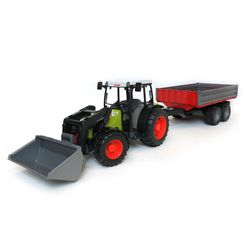 Tractor cu remorcă și încărcător Claas Nectis 267 F, cod 42264