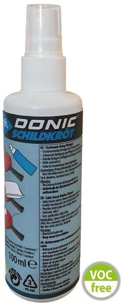 Очиститель 100 мл Donic Rubber Cleaner VOC-free 828524 (3899)