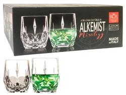 Set pahare whisky Alkemist 6buc, 350ml