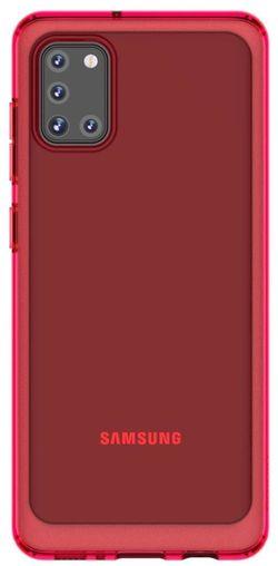 cumpără Husă pentru smartphone Samsung GP-FPA315 KD Lab A Cover Red în Chișinău
