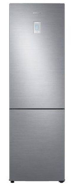 Холодильник с нижней морозильной камерой Samsung RB34N5440SS, 344л, 192см, A+