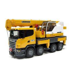 Подъемный кран Scania R-Series, код 42298