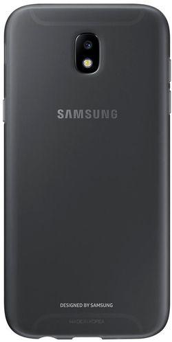 купить Чехол для моб.устройства Samsung EF-AJ530, Galaxy J5 2017, Jelly Cover, Black в Кишинёве