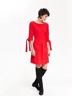 Платье TOP SECRET Красный ssu2581