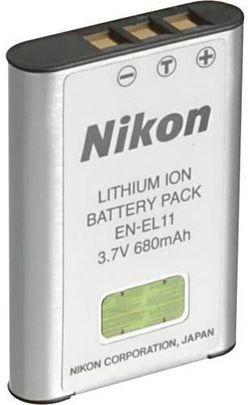 купить Аккумулятор для фото-видео Nikon EN-EL11 в Кишинёве