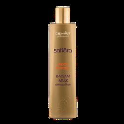 Balsam-mască pentru păr deteriorat, ACME DeMira Saflora, 300 ml., REPAIR THERAPY - restabilire