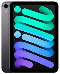 cumpără Tabletă PC Apple iPad Mini 6th Gen 64GB, Wi-Fi + Cellular, Space Gray MK893 în Chișinău