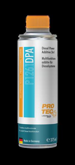Diesel Power Additive 3in1  PRO TEC Aditiv multifuncțional diesel