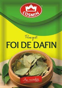Foi de dafin Cosmin 4g