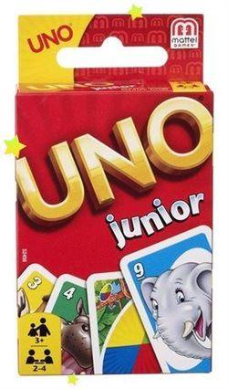 Игра UNO для самых маленьких, код 52456