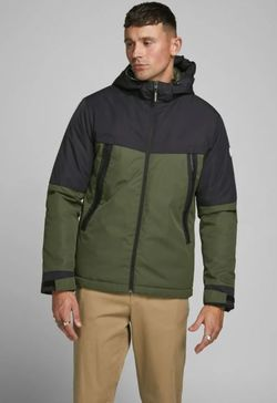 Куртка JACK&JONES Зеленый