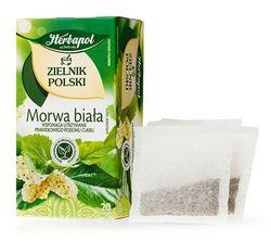 Чай травяной Polish Herbarium Mulberry, 20 шт