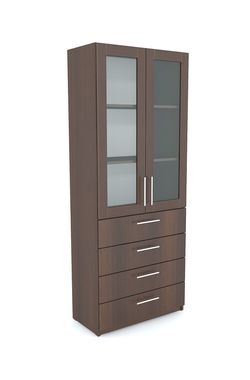 Office Line №3 Cupboard with two doors