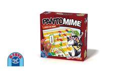 Настольная игра Pantomime, код 41316