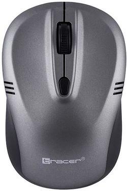 купить Мышь Tracer Joy II, Dark Grey RF Nano в Кишинёве