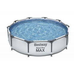 Бассейн Steel Pro Max 305x76cm, 4678Л, метал каркас