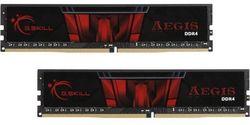 Memorie G.Skill Aegis 16Gb KITx2 (F4-3000C16D-16GISB)