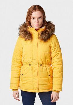 Куртка Tom Tailor Желтый tom tailor 1012202