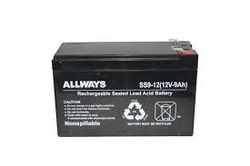 Baterie UPS 12V/   9AH ALLWAYS
