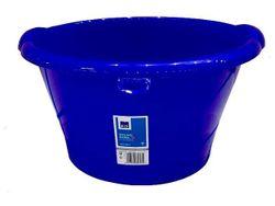 Миска пластиковая овальная KIS M, 42X40X22cm, 3 цвета