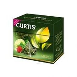 Чай CURTIS Strawberry Mojito