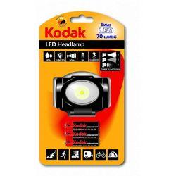 cumpără Lanternă Kodak Headlamp 1-watt/70 lumens + 3 x AAA EHD batt în Chișinău