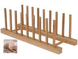 Подставка на 8 тарелок 34X12.5cm, бамбук