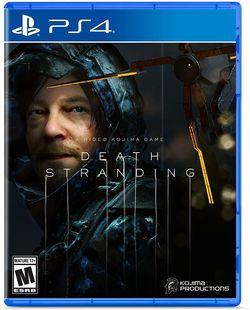 купить Игра PlayStation Death Stranding (PS4) в Кишинёве