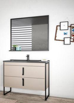 Зеркало для ванной Orka Modena 100 (00691)