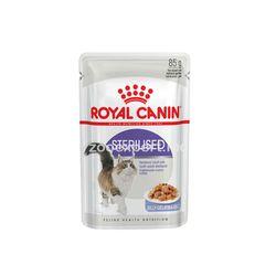 Royal Canin Sterilised ( jele )   85 gr