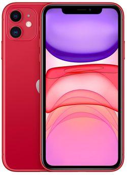cumpără Smartphone Apple iPhone 11 64Gb Red (MWLV2) în Chișinău