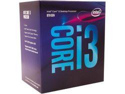 CPU Intel Core i3-8300 3.7GHz