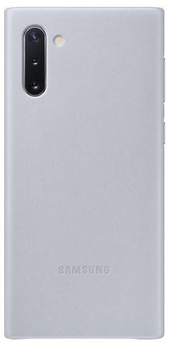 купить Чехол для моб.устройства Samsung EF-VN970 Leather Cover Gray в Кишинёве