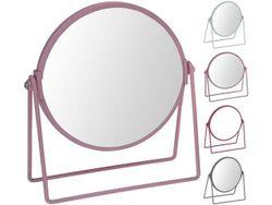 Oglinda de perete bilateral Romance D19cm pe picioare, latura de marire