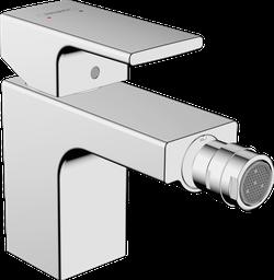 Vernis Shape Baterie pentru bideu, cu ventil pop-up