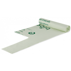 Мусорные мешки биоразлагаемые 60 л