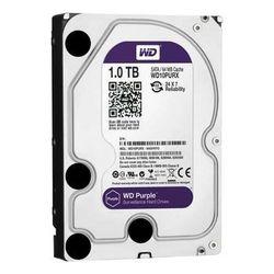 3,5-дюймовый жесткий диск SATA 1,0 ТБ - 64 МБ Western Digital «Purple Surveillance (WD10PURZ)»