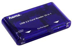 купить Кардридер Hama 181022 USB2.0 в Кишинёве