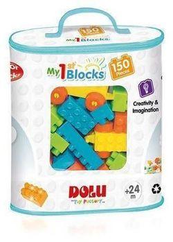 DL Набор Мои первые кубики, 150 дет.,  код 41457