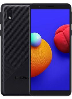 cumpără Smartphone Samsung A013/16 Galaxy A01 Core Black în Chișinău