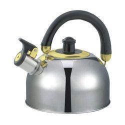 Ceainic din inox cu fluier 2.5L