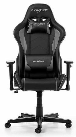 купить Gaming кресло DXRacer Formula GC-F08-NG-H1, Black/Grey в Кишинёве
