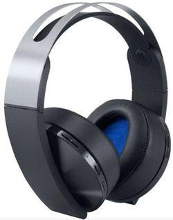 купить Наушники беспроводные PlayStation Wireless Platinum 7.1 в Кишинёве