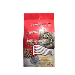 Bewi Cat Crocinis pisicile adulte pretentioase la hrana 1kg ( la cîntar )