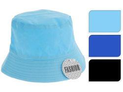 Панама тканевая D27cm, одноцветная