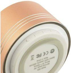 Boxă portabilă Hoco BS5 Swirl Gold