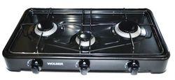 Настольная плита Wolser WL-F 03 BE