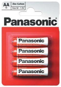 купить Батарейка Panasonic R6REL/4BPR blister в Кишинёве